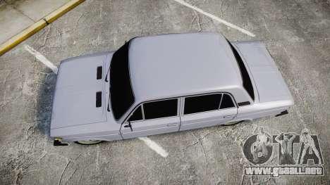 VAZ-2106 seis para GTA 4 visión correcta