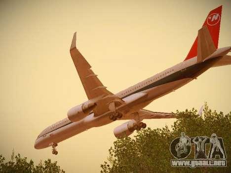 Boeing 757-251 Northwest Airlines para el motor de GTA San Andreas