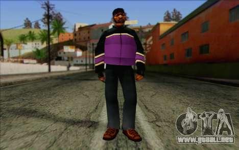 Hood from GTA Vice City Skin 1 para GTA San Andreas