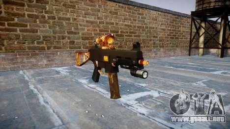 Pistola de UMP45 de Élite para GTA 4