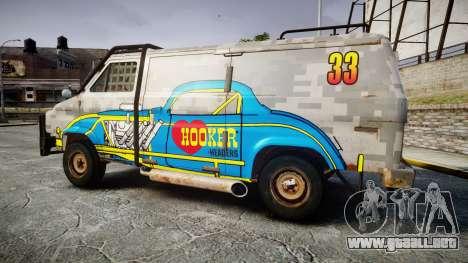 Kessler Stowaway Hooker Headers para GTA 4 left