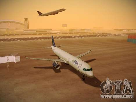 Airbus A321-232 Lets talk about Blue para vista inferior GTA San Andreas