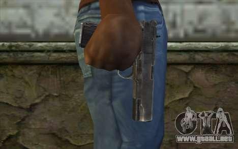 ТТ-33 de Battlefield: Vietnam para GTA San Andreas tercera pantalla