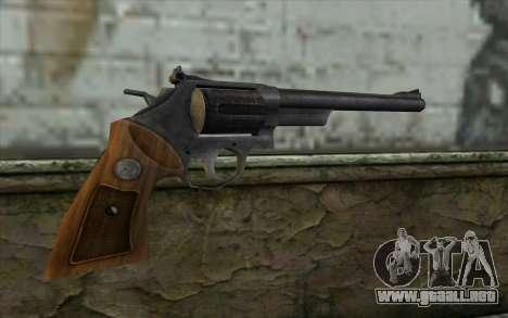 Revolver .44 Magnum from Battlefield: Vietnam para GTA San Andreas segunda pantalla