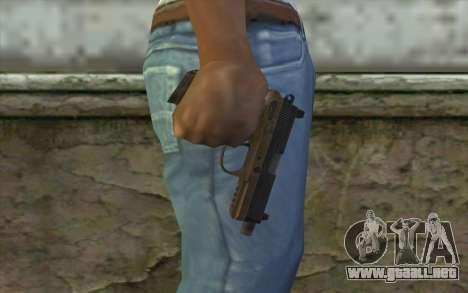 FN FNP-45 Sin Silenciador para GTA San Andreas tercera pantalla