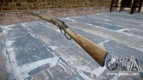 El Rifle Winchester Modelo 1873 icon2 para GTA 4 segundos de pantalla