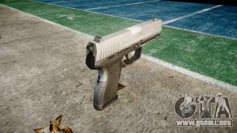 Pistola Taurus 24-7 titanio icon3 para GTA 4 segundos de pantalla