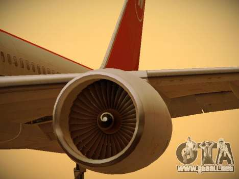 Boeing 757-251 Northwest Airlines para GTA San Andreas