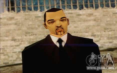 Leone from GTA Vice City Skin 1 para GTA San Andreas tercera pantalla