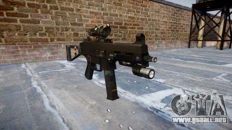 Pistola de UMP45 CE Digital para GTA 4