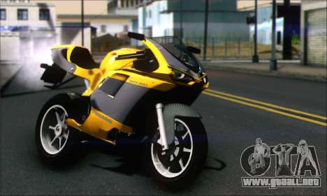 GTA 5 Pegassi Bati 801 para GTA San Andreas