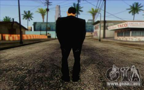 Leone from GTA Vice City Skin 2 para GTA San Andreas segunda pantalla