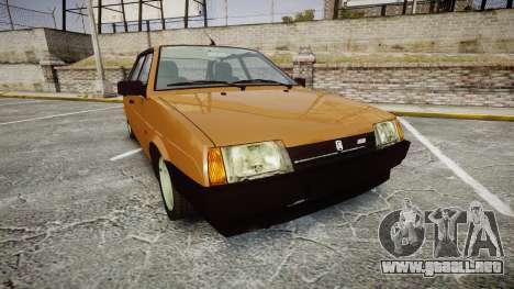 VAZ-2109 1500 i para GTA 4