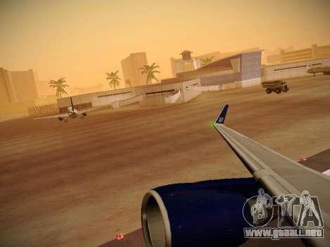 Boeing 757-224 United Airlines para GTA San Andreas