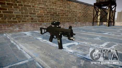 Pistola de UMP45 Fantasmas para GTA 4