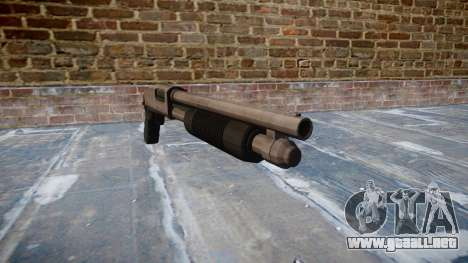 Riot escopeta Mossberg 500 icon1 para GTA 4