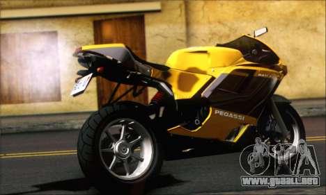 GTA 5 Pegassi Bati 801 para GTA San Andreas left