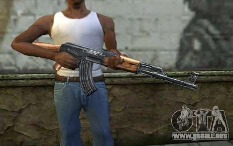 AK47 from Killing Floor v2 para GTA San Andreas tercera pantalla