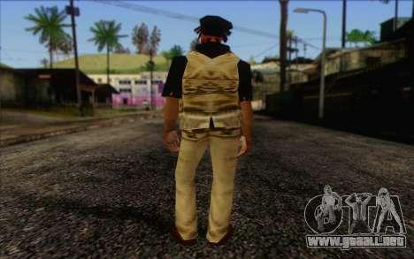 Yardies from GTA Vice City Skin 1 para GTA San Andreas segunda pantalla