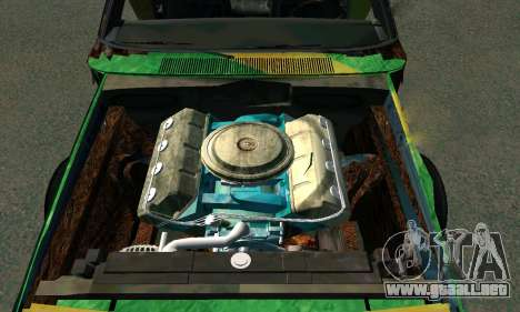 Dodge Charger HL2 EP2 para la visión correcta GTA San Andreas