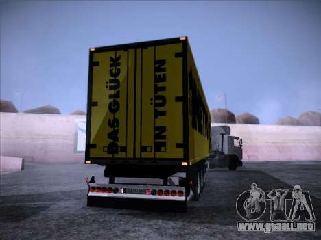 Trailer NETTO para GTA San Andreas left