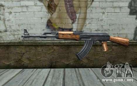 AK47 from Killing Floor v2 para GTA San Andreas