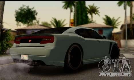 Bravado Buffalo S (IVF) para GTA San Andreas left