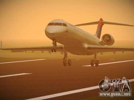 Bombardier CRJ-700 Delta Connection para GTA San Andreas