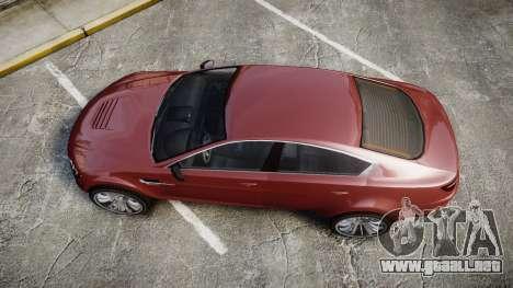 GTA V Ocelot Jackal para GTA 4 visión correcta
