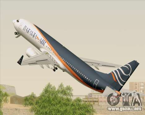 Boeing 737-800 Batavia Air (New Livery) para GTA San Andreas