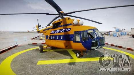 Mi-8 para GTA 4