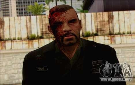 Johnny Klebitz From GTA 5 para GTA San Andreas tercera pantalla
