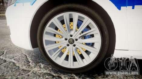 Peugeot 508 Republic of Srpska [ELS] para GTA 4 vista hacia atrás