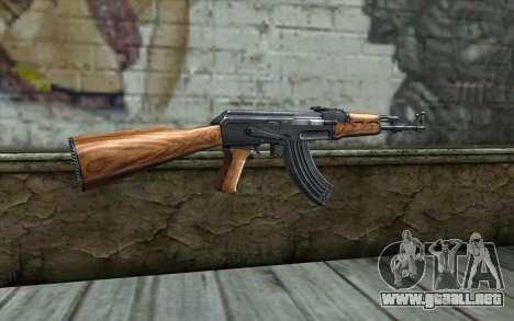 AK47 from Killing Floor v2 para GTA San Andreas segunda pantalla