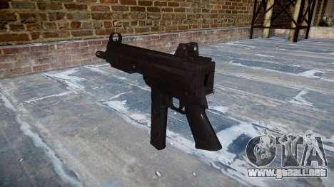 Pistola de SMT40 no a tope icon2 para GTA 4 segundos de pantalla
