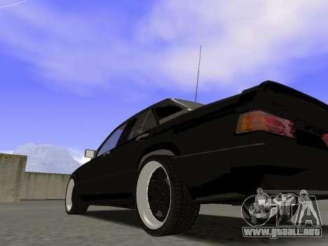 Mercedes-Benz 190E 3.2 AMG para GTA San Andreas left
