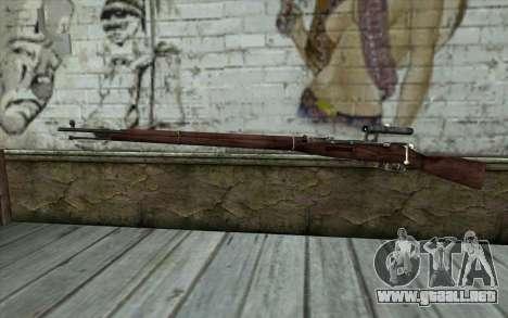 Mosin (Battlefield: Vietnam) para GTA San Andreas