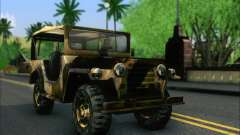 Iguana From Mercenaries 2 World in Flames para GTA San Andreas