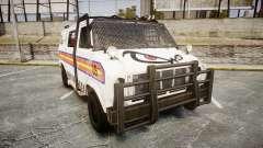 Kessler Stowaway No Fear para GTA 4
