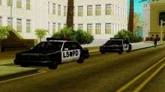 Vehículos nuevos en LSPD