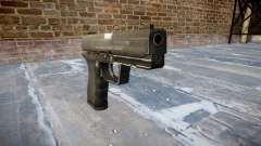 Pistola Taurus 24-7 negro icon1 para GTA 4