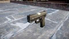 Pistola Taurus 24-7 negro icon2