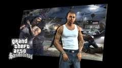 Las pantallas de carga para GTA San Andreas