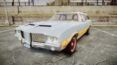 Oldsmobile Vista Cruiser 1972 Rims1 Tree6 para GTA 4