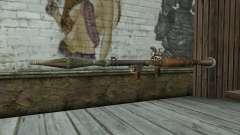РПГ-7В de Battlefield: Vietnam para GTA San Andreas