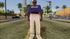 Haitian from GTA Vice City Skin 1 para GTA San Andreas