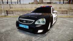 VAZ-2170 Priora Police