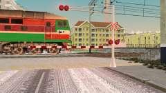 Nuevas texturas para el tráfico ferroviario