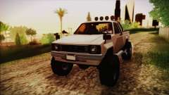 Karin Rebel 4x4 GTA 5