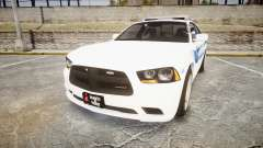 Dodge Charger RT 2013 PS Police [ELS] para GTA 4